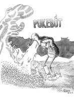 Pukebot by izitmee