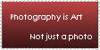 Photography is art stamp by DrToasty
