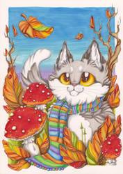 Lovely autumn by Kattvalk