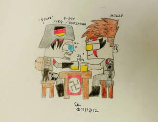 *Gift* Victory drink! by MOTLEYLOMBAXCRUE666
