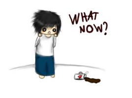 WHAT NOW? by amamiiya