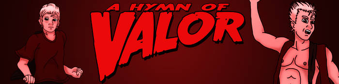 AHoV Webcomic banner by ExDynamisChaos-EDK