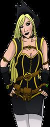 Annacelia Riknia - Pirate Garb by ExDynamisChaos-EDK