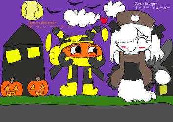 Spooky Love by Winged-Akatsuki