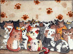 CATS by Pumpkin-Cat