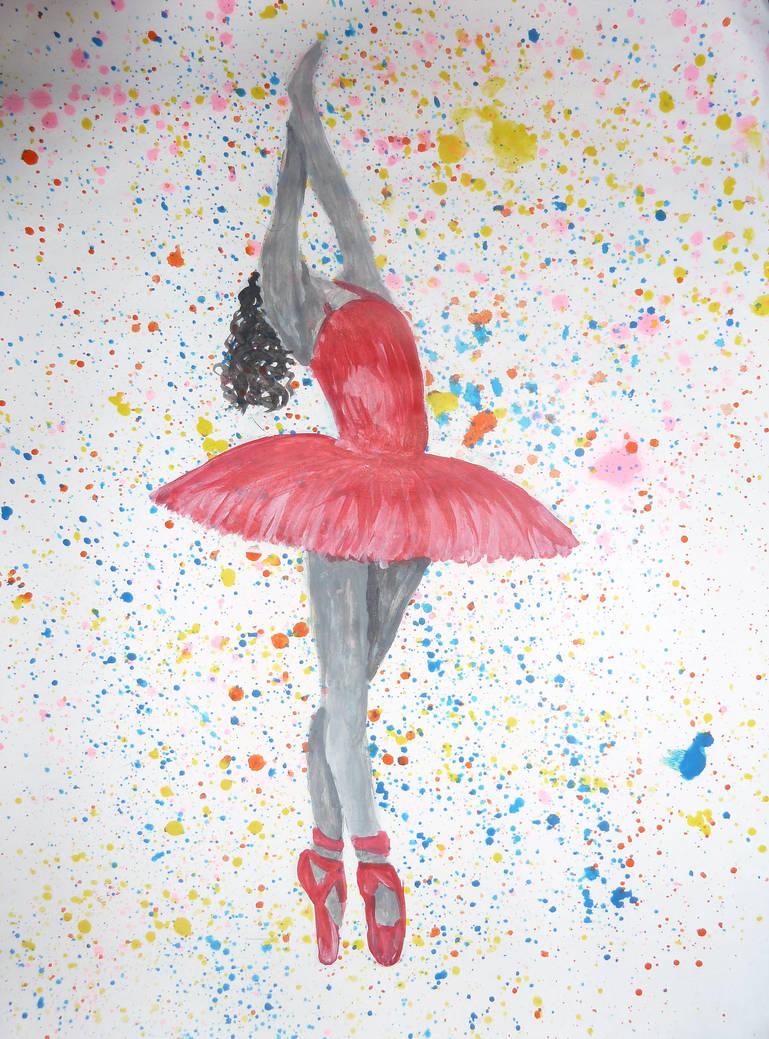 Ballerinaness by sineadikins