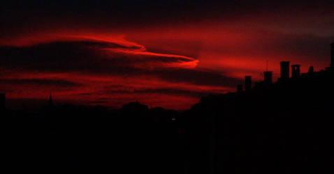 bloody night... by yasemin