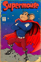 Supermouse by victorgrafico