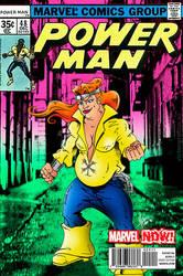 New Powerman by victorgrafico