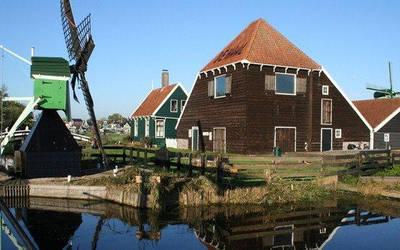Zaanse Schans Netherlands. by Gimper43