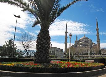 Sultan Ahmet Camii 2 by MrMamy
