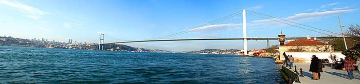 istanbul bogazi by MrMamy