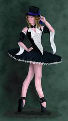 Sassy Ballet by Lillikira