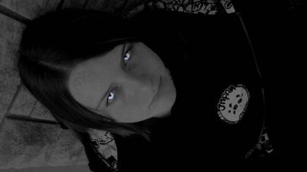 Peek-a-boo... by SleeplessHomicide