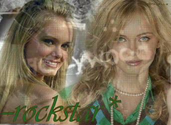 rockstar -- ft sara paxton by xxHOLLYWOODhills