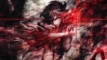 Manga Anime Wallpaper Art Kill la Kill by epicheroes