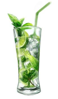 My favorite drink by cypritree