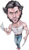 Wolverine by AlanRodriguez