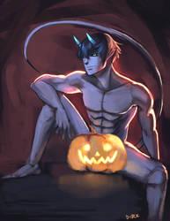 Devil by DirkOlipas