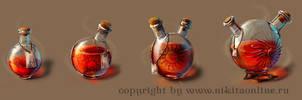 potions by Elyon-freya