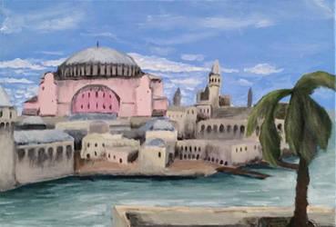 Constantinople by TravisKeaton