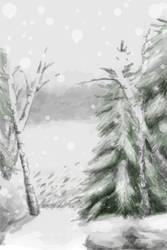 Chequamegon II-ghoststicks by TravisKeaton