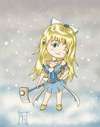 Sailor Winter by ChibiLeen