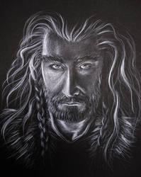 Thorin Oakenshield by ChibiLeen