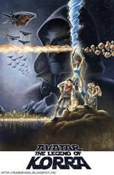 Avatar Wars by Killfaeh