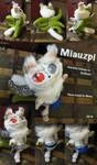 Miauzpi Plush by Nenu