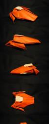 type 9 shuttle origami by kryz-flavored