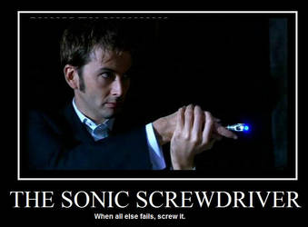 Doctor Who Demotivational by d3m0n3y3
