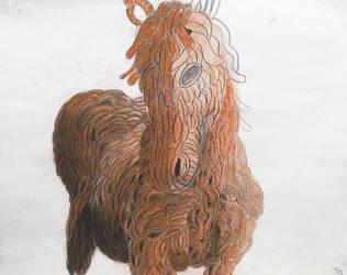Iron Horse by Codefreespirit