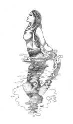 Sketch by Codefreespirit