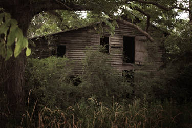 Old Barn Stock by therainbowbrain