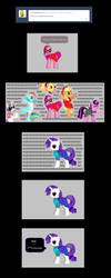 Ask the Pink Knight and others 4 by redreece333
