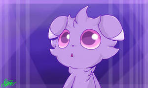 Another Espurr by GreenCulus