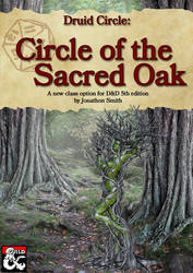 Circle of the Sacred Oak by thefuguestate
