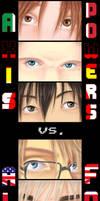 Hetalia - Axis vs. Allies by Kumagorochan