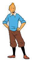Tintin - Aw Yiss by Kumagorochan