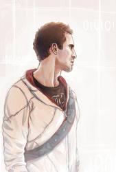 Assassin's Creed - Desmond Miles by Kumagorochan