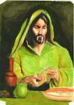 Jesus Christ by Little-Mr-Anderson
