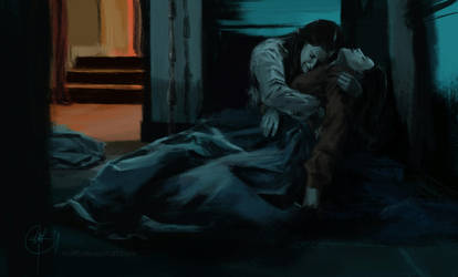 Tragic Love Story by Nia90