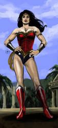 Wonder Woman by Nia90