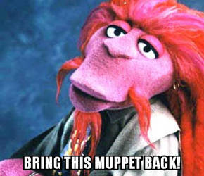 Bring this Muppet back! by Amphitrite7