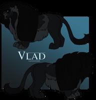 Vlad by DrekaWolf