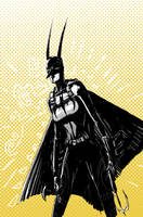 Batgirl PoP by feeesh