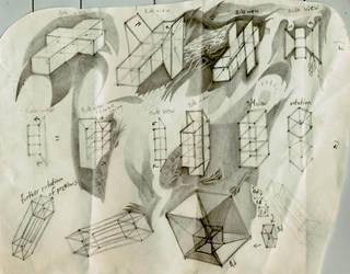 hypercube unfolding .. by palnkton