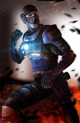 The strikes of Stryker by areevecroixhydeist