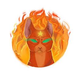 Firestar by Kelshray